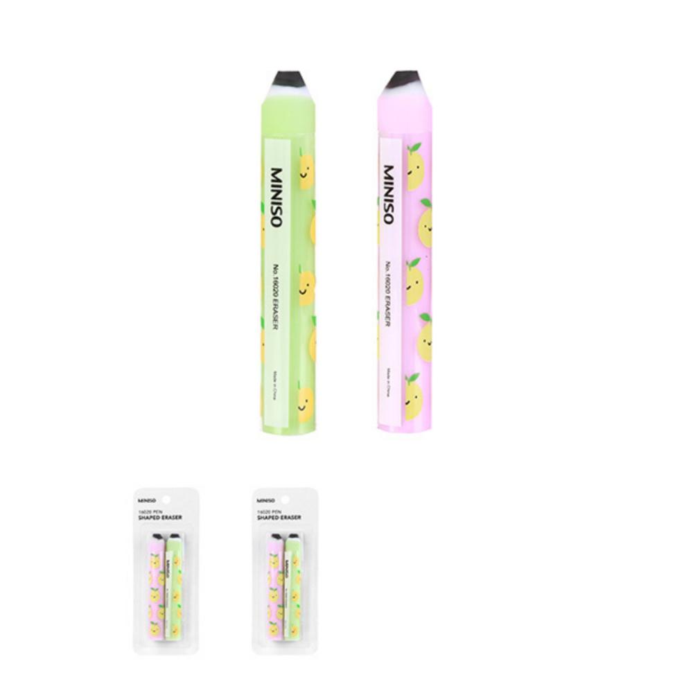 Pen-shaped Eraser