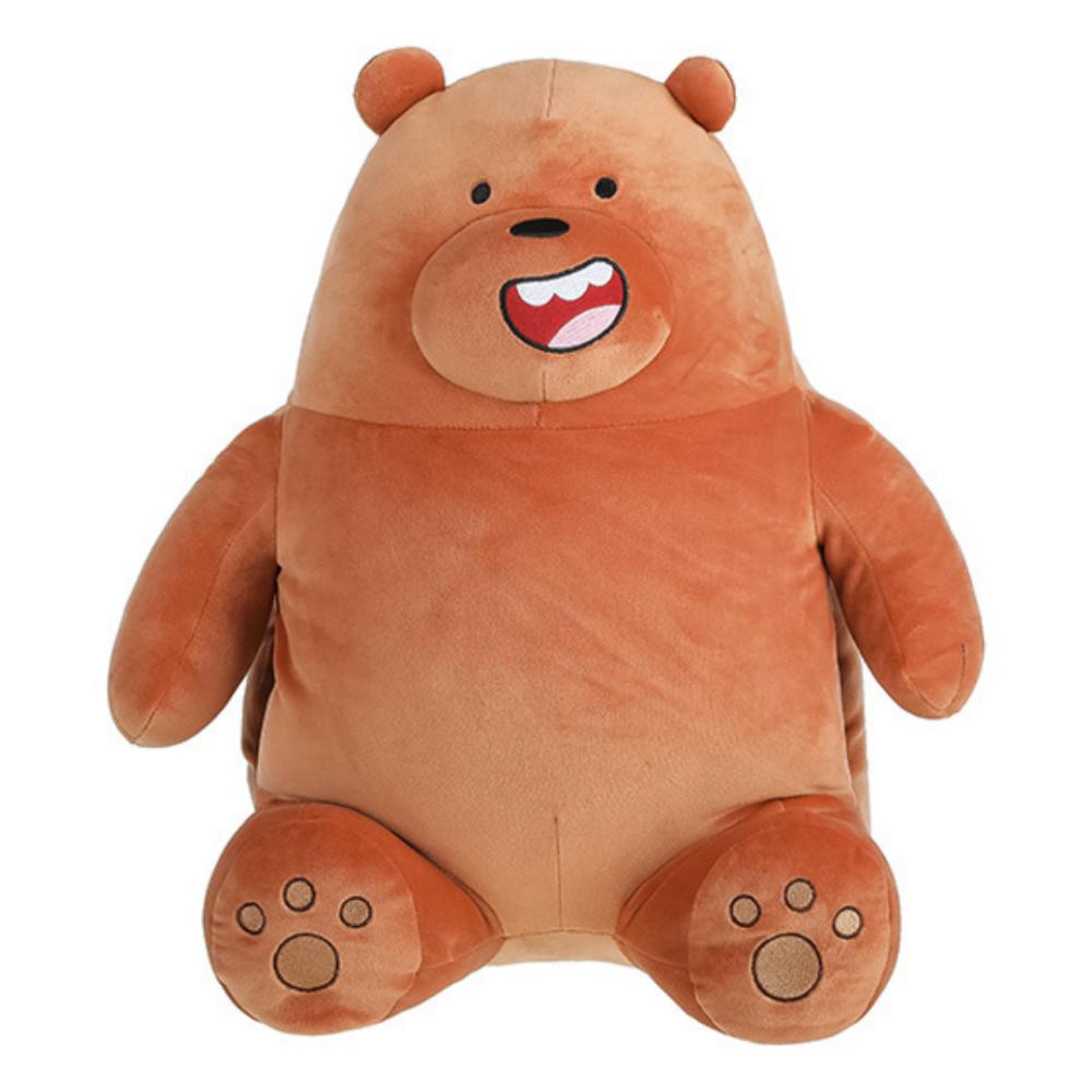 We Bare Bears Cushion Hand Warmer - Grizzly