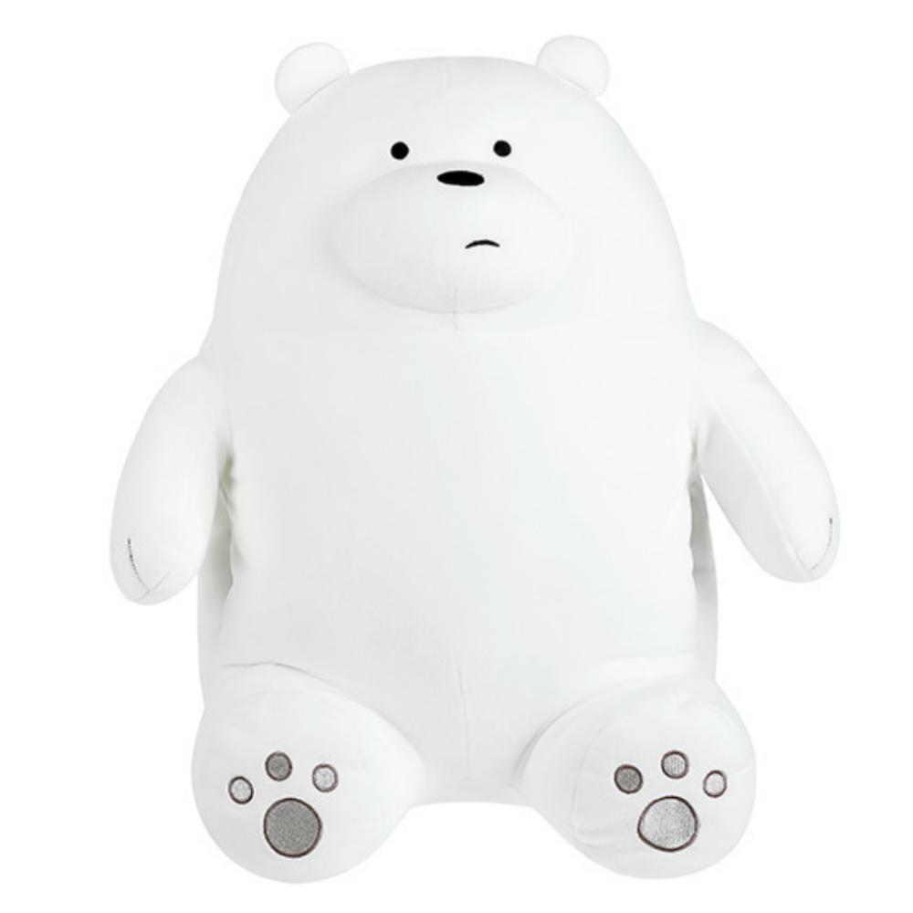 We Bare Bears Cushion Hand Warmer - Ice Bear