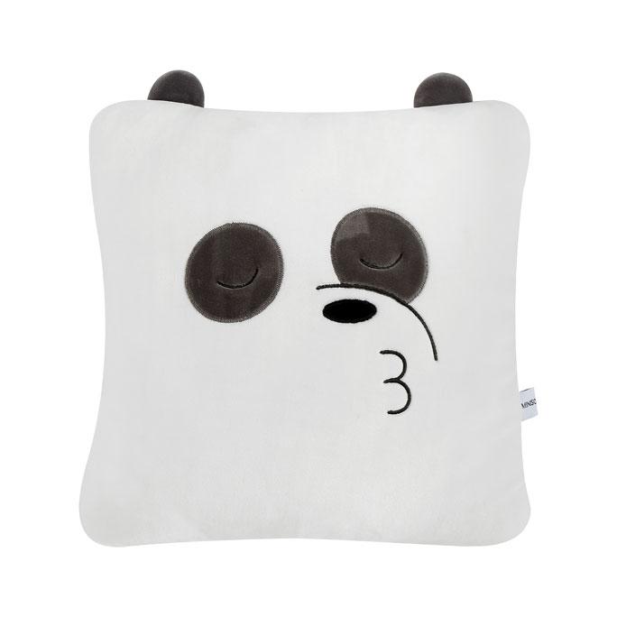 We Bare Bears Pillow & Blanket Panda