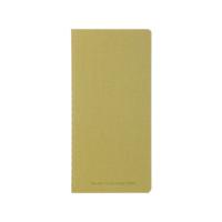 Linen Cover Memo Book Type A (Green)