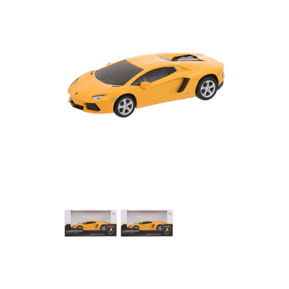 Officially Licensed Lamborghini Aventador  Coupe Orange