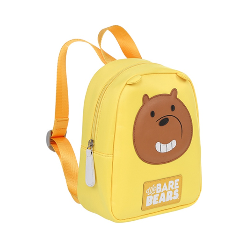 We Bare Bears Backpack Grizzly