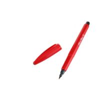 Pluspens Water-based Fibre-tip Pen (Red)