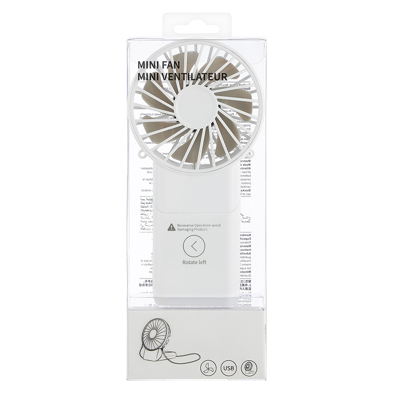 Mini Fan White