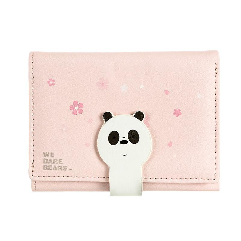 We Bare Bears Women's Wallet Panda