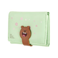 We Bare Bears Women's Wallet Grizzly