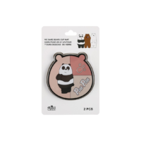 We Bare Bears Cup Mat 2 Pcs