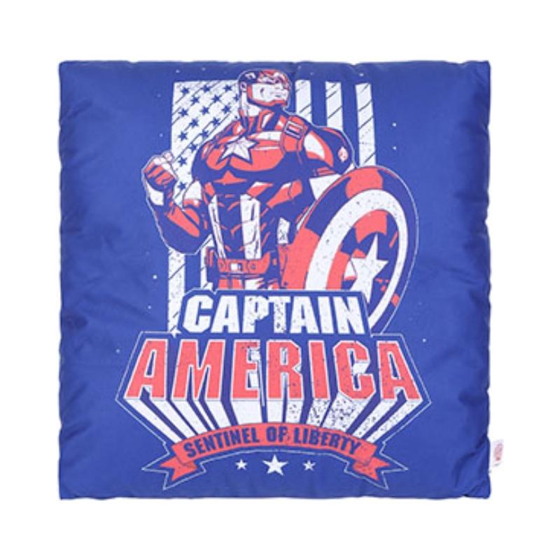 MARVEL Back Cushion (Captain America)
