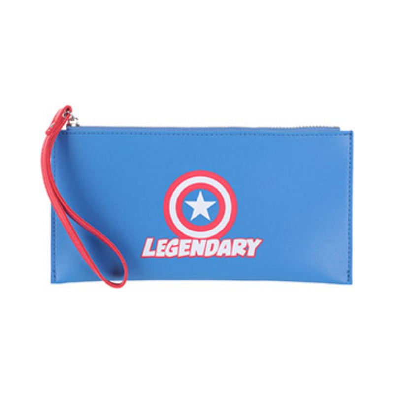 Marvel Clutch Bag (Captain America)