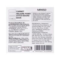 Marvel Stitch Bound Book Spider man