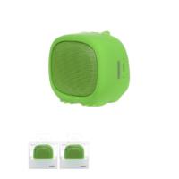 Portable Dino Wireless Speaker-K02 (Green)