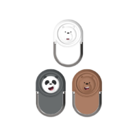 We Bare Bears Phone Ring Stand