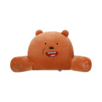 We Bare Bears Waist Pillow (Grizzly)