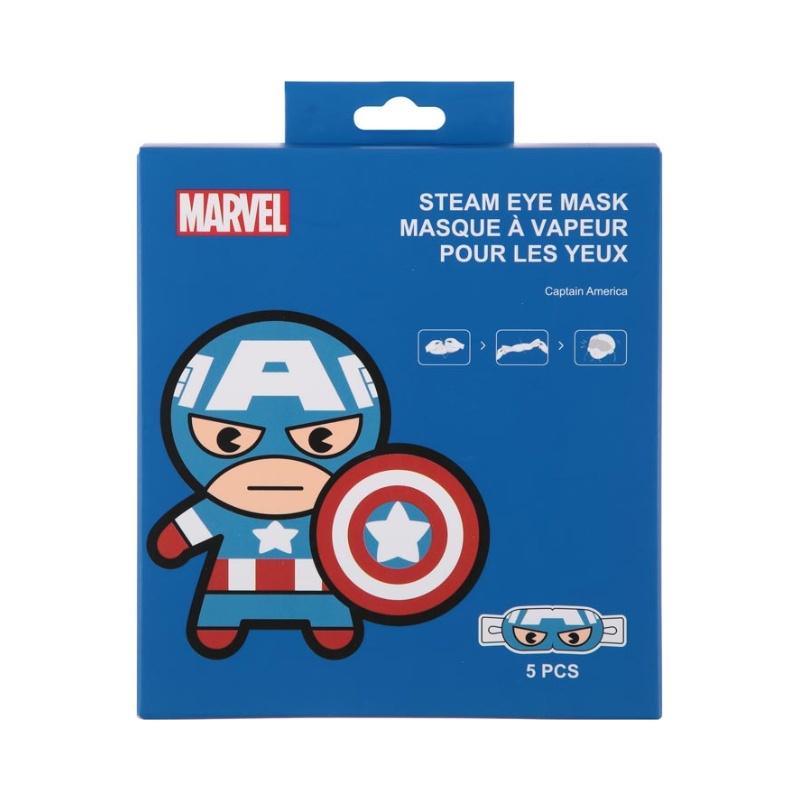 MARVEL Steam Eye Mask Captain America