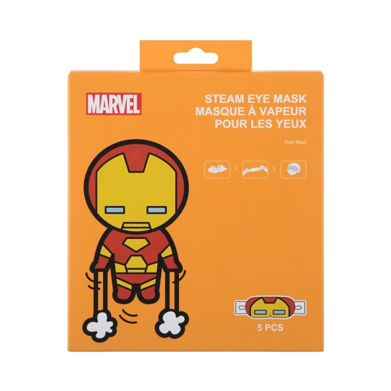 MARVEL Steam Eye Mask Iron Man