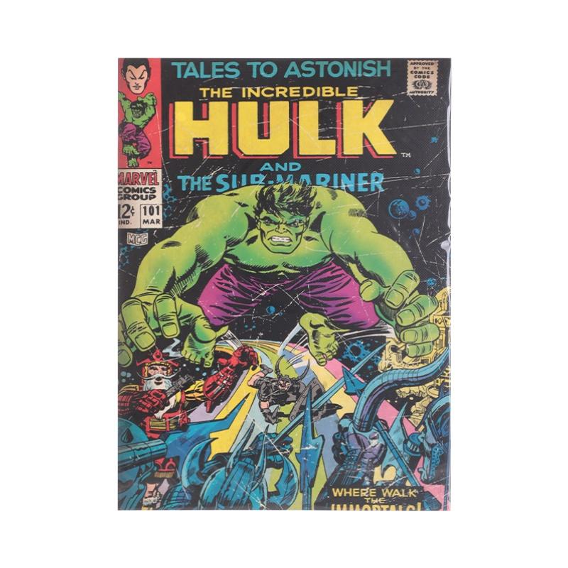 Marvel Memo Book A4