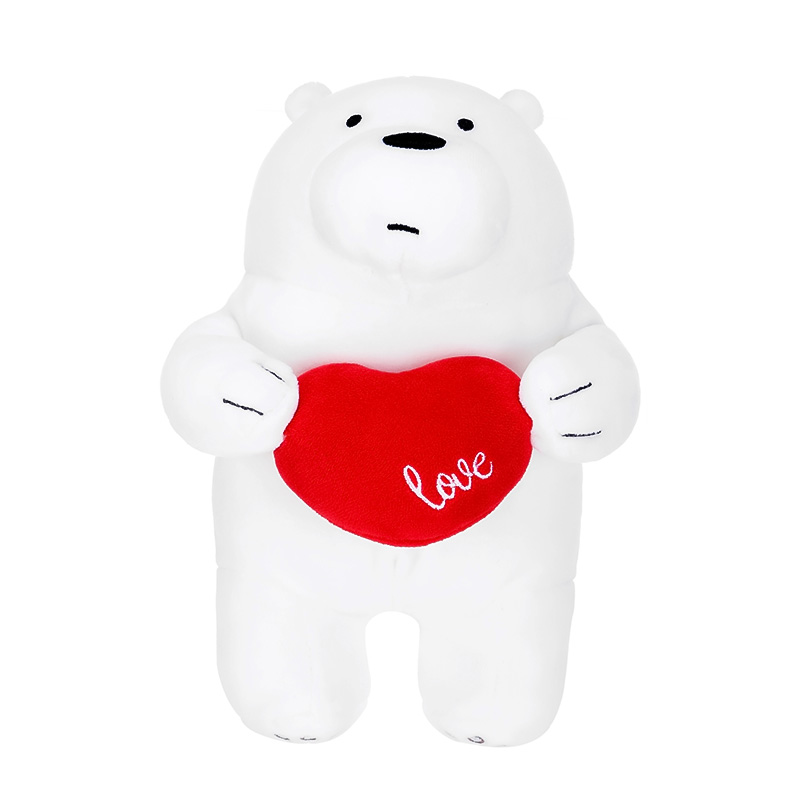 We Bare Bears - Plush Toy (Ice Bear)