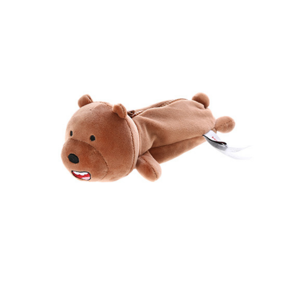 We Bare Bears - Pencil Pouch Grizzly