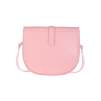 Vintage Crossbody Bag (Pink)