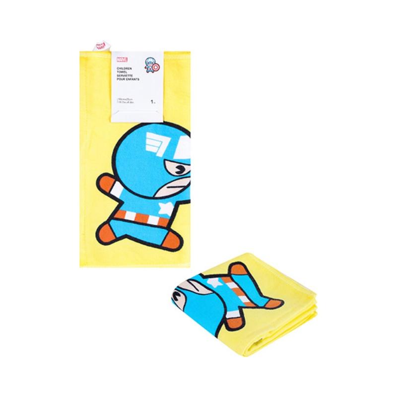 Marvel - Children towel  Captain America