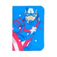MARVEL Air Cushion Memo Book-Captain America
