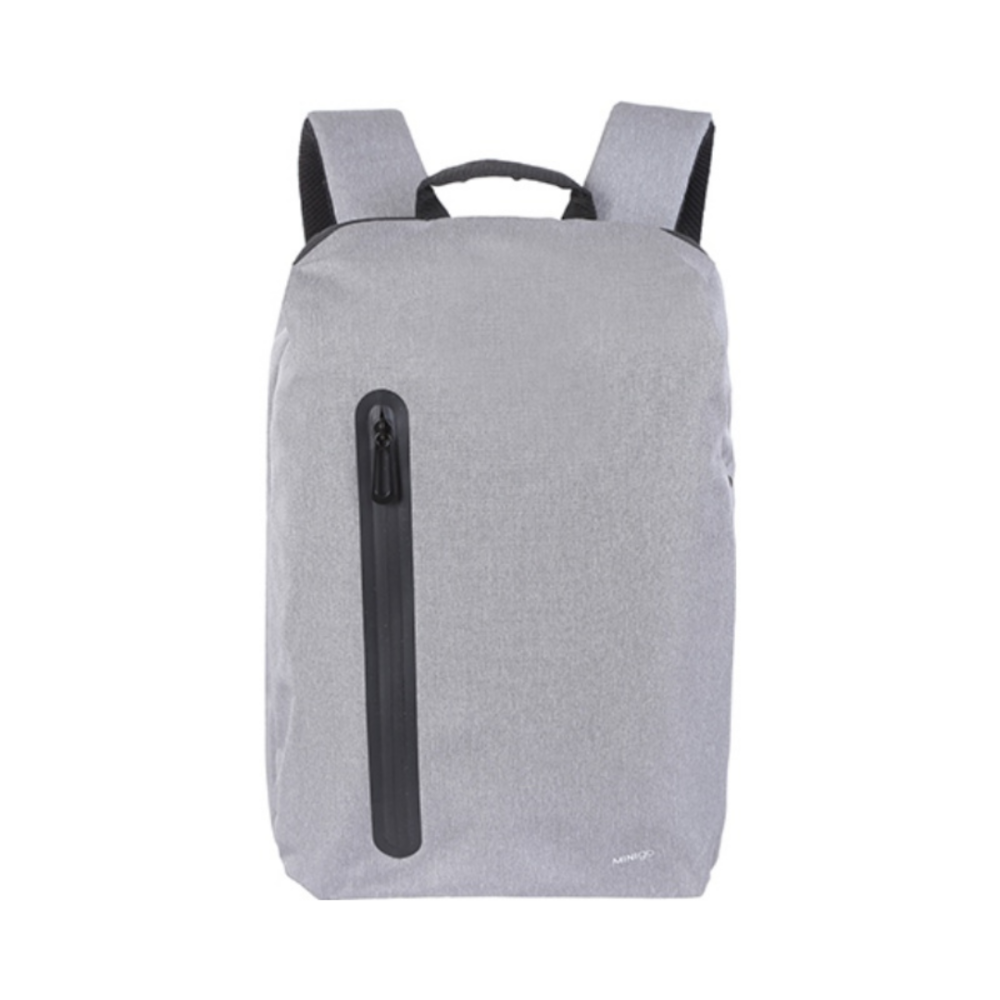 MINIGO Men's Business Laptop Backpack (Grey)