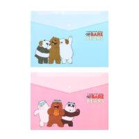We Bare Bears Horizontal File Folder (2 Pack)