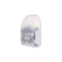9MM Push Pins 60 Pack (Black & White)