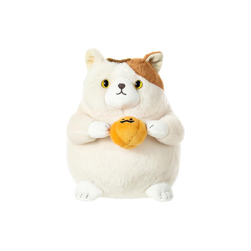 Pumpkin Kitten Plush Toys