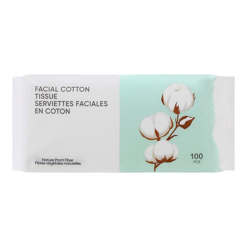 Facial Cotton Tissue