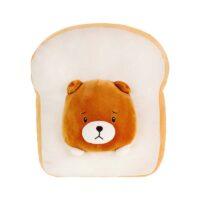 Toast Bear Cushion
