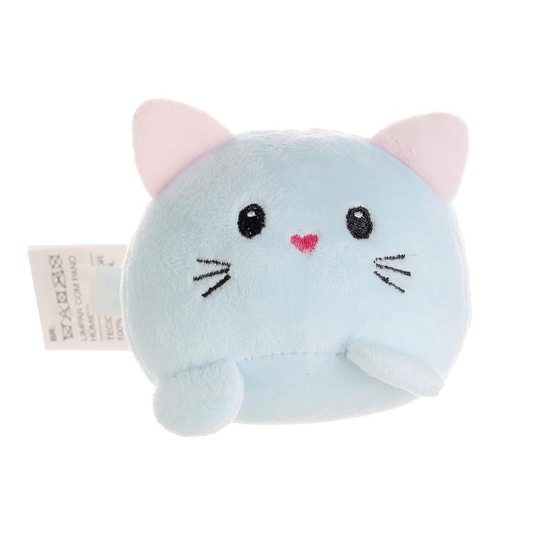 Kitten Plush Toy with Sound