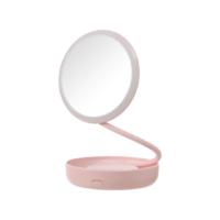 360 Rotating LED Table Mirror