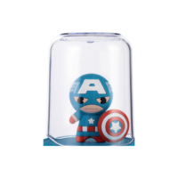 Marvel Gargle Mug  Captain America