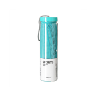 MINISO Sports Cooling Towel – Mint Green