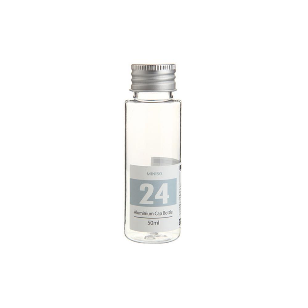 Aluminum Cap Bottle 50ml