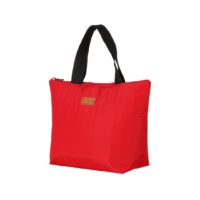 Simple Style Lunch Bag (Red)