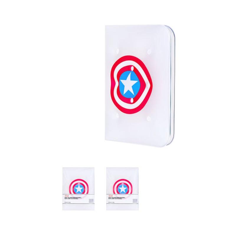 MARVEL Air cushion Memo Book-Shield
