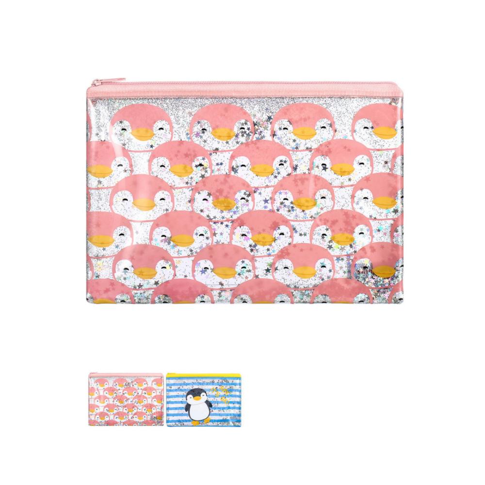 Penguin Pencil Pouch