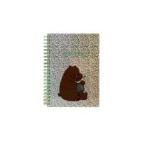 We Bare Bears B6 Wire bound Book