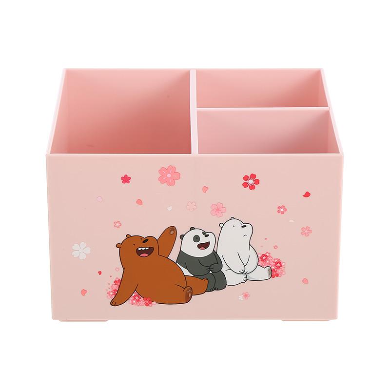 We Bare Bears Storage Box