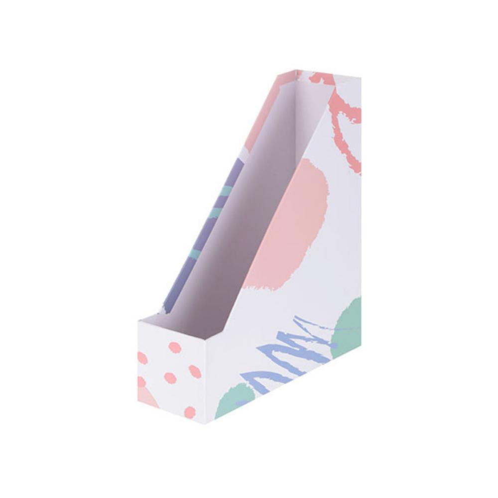 Floral Series Desk Folder Organizer