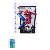Marvel Wire bound Book