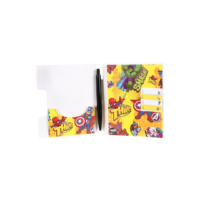 MARVEL Memo Book With Pen