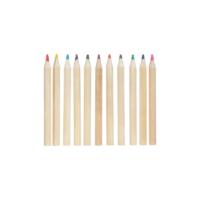 Marvel Pencil Crayons (12 pcs)