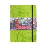 MARVEL PU Memo Book-Hulk (Medium)