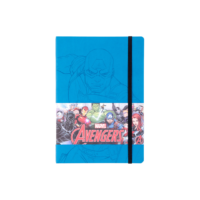 Marvel PU Memo Book-Iron Man (Large)
