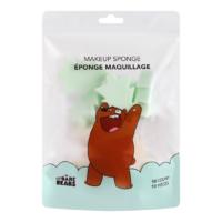 We Bare Bears Makeup Sponge 10 Count