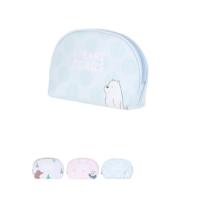 We Bare Bears - Semicircle Cosmetic Bag